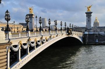 Франция. Париж. Монмартр