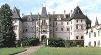 Чехия. Замок Жлебы
