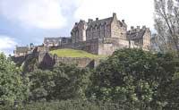 Шотландия. Эдинбургский замок