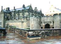 Шотландия. Замок Стирлинг