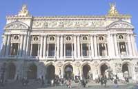 Франция. Париж. Гранд Опера