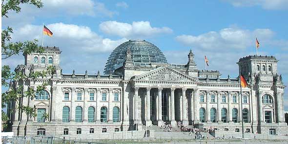 Германия берлин рейхстаг