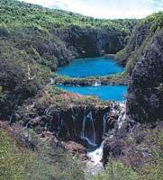 Хорватия. Плитвицкие озера