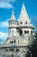 Венгрия. Будапешт. Будайская крепость