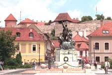 Венгрия. Эгер