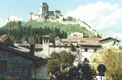 Италия. Ассизи