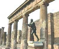 Италия. Помпеи