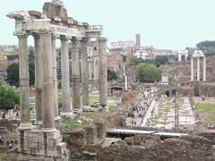 Италия. Римские Форумы