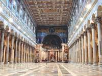 Италия. Рим. В соборе св.Павла