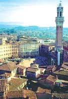 Италия. Сиена