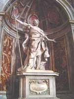 Ватикан. В соборе св.Петра