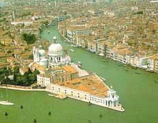 Италия. Панорама Венеции