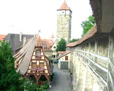 Германия. Ротенбург