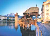 Швейцария. Люцерн